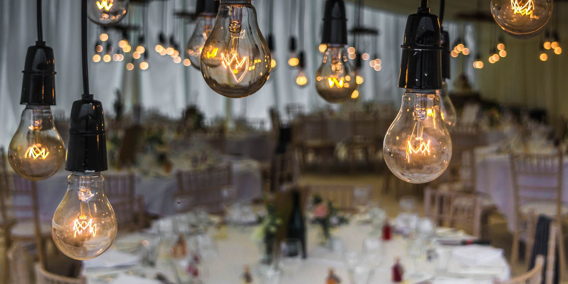 sustainable event decor