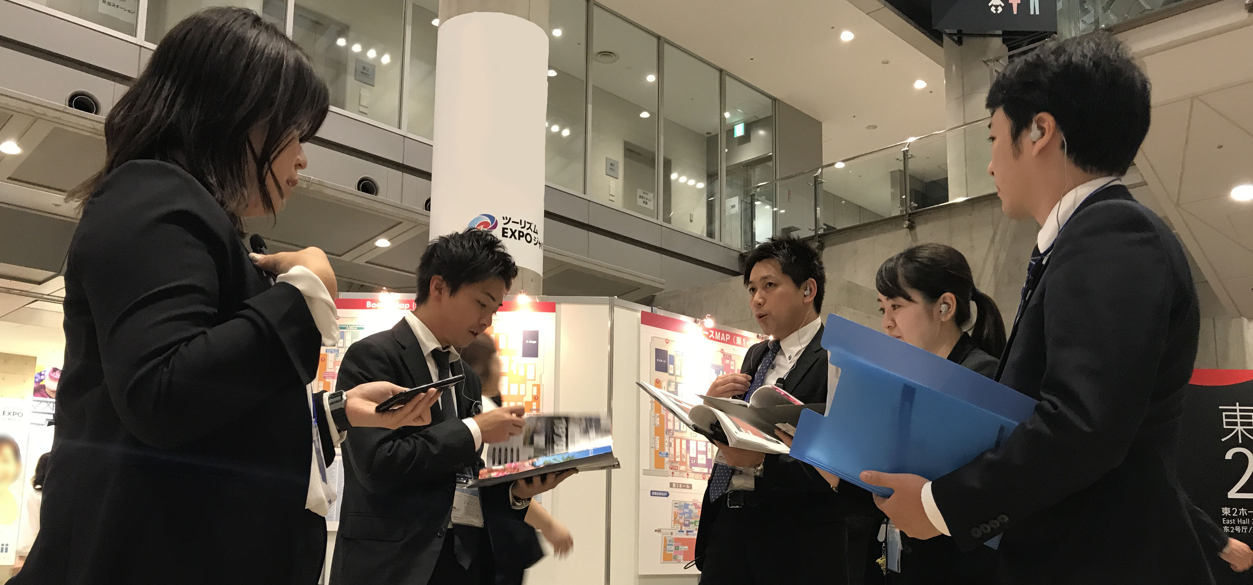 The World`s Leading Tourism Event: Tourism EXPO Japan 2018